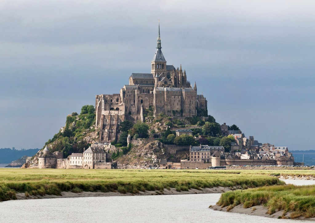 Mont St Michel 3 Brittany France   July 2011 1024x726   travel France