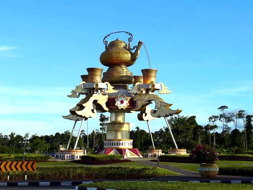 Kuala Belait Brunei   Breathtaking trip to Brunei